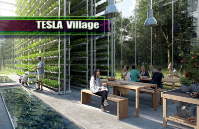 Tesla Village