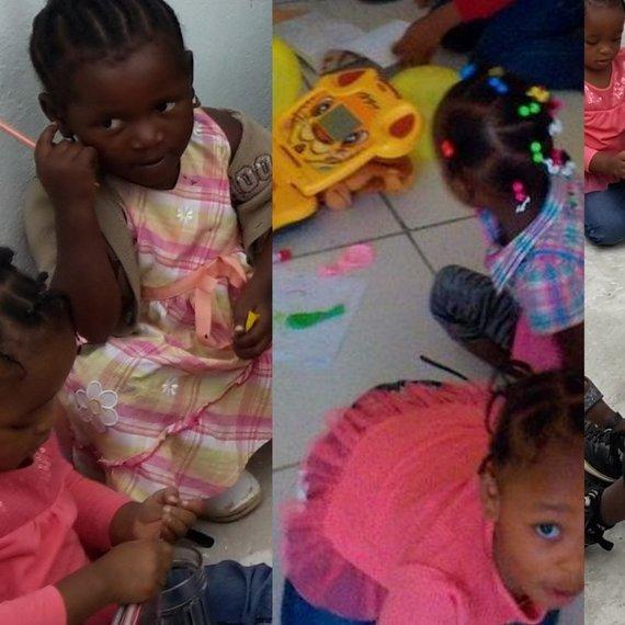 Aménagement d'une halte-jeux pour une PMI en Haiti