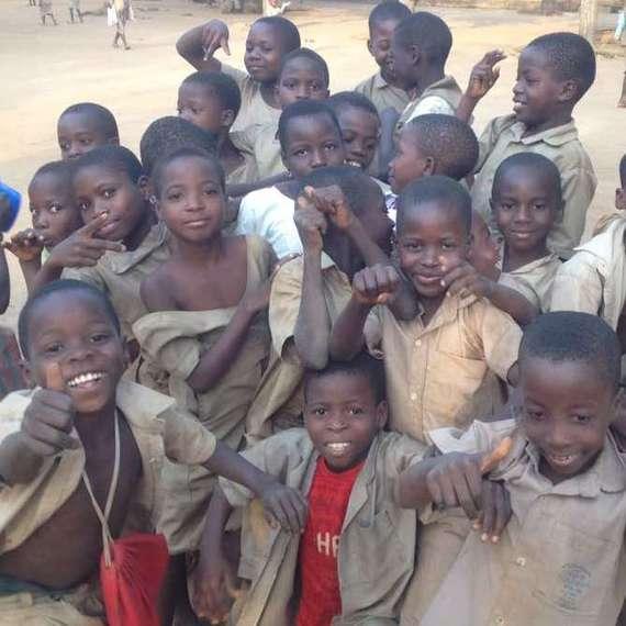 Le bonheur  des enfants
