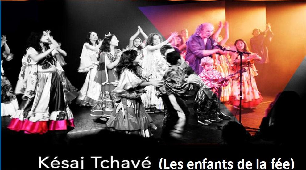 Spectacle de Kesaj Tchave